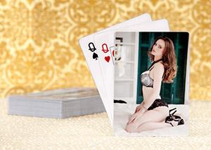 Custom Playing Card Deck